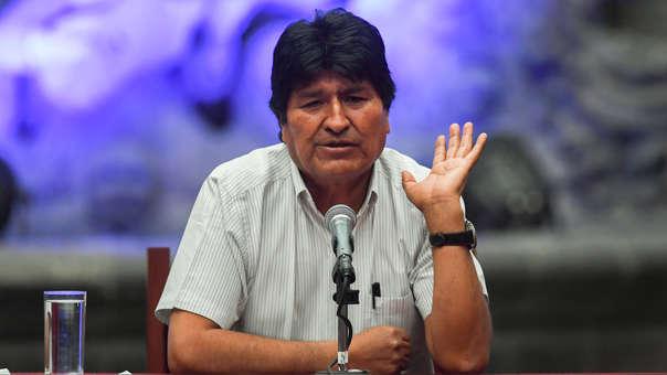 BOLIVIA EVO MORALES