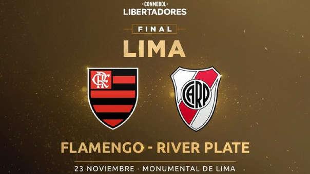 River Plate vs. Flamengo por la final de la Copa Libertadores
