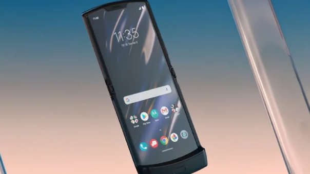 Motorola por fin nos trae el nuevo razr