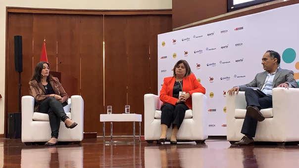Los panelistas discutieron sobre la situación actual del desarrollo infantil temprano en el Perú
