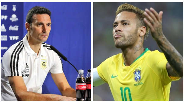 Lionel Scaloni sobre el Argentina vs. Brasil: