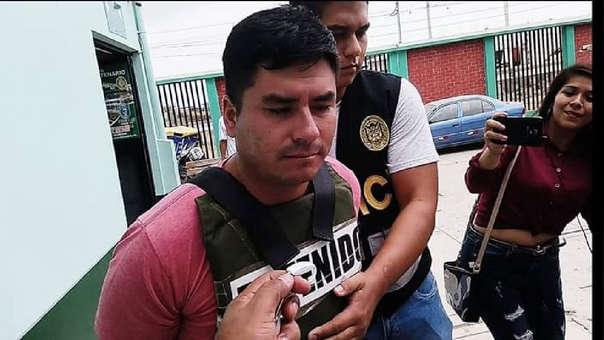 Wilder Andrés Villanueva Carranza