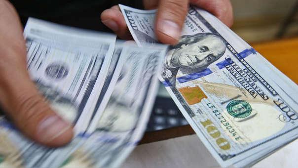 En los últimos doce meses la divisa avanzó 0.24%, de acuerdo con el Banco Central de Reserva.