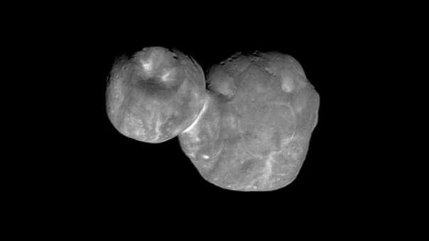 El asteroide fue descubierto el 30 de junio de 2014.