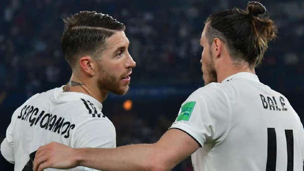Sergio Ramos sobre Gareth Bale: