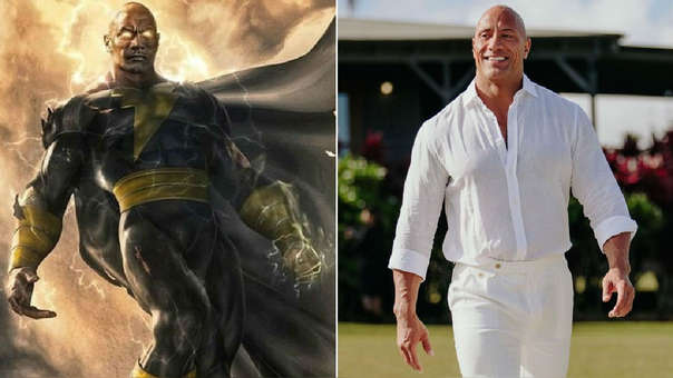 Dwayne 'La Roca' Johnson