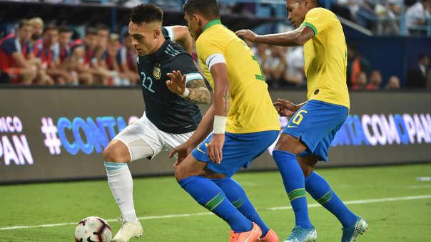 Resultado de imagen para argentina vs brasil