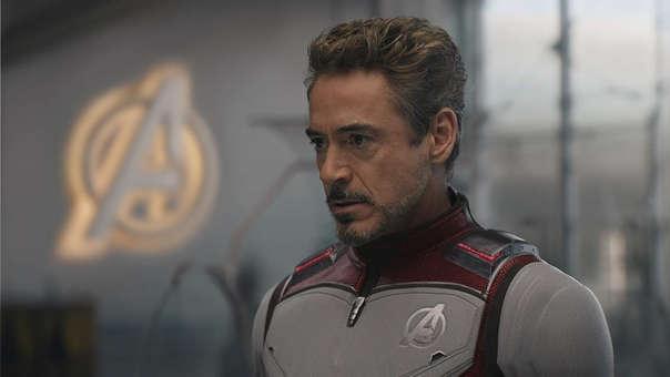 Robert Downey Jr. interpretó a Tony Stark