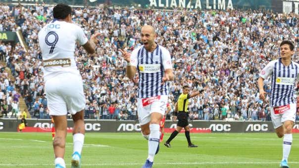 Alianza Lima vs. Sport Huancayo