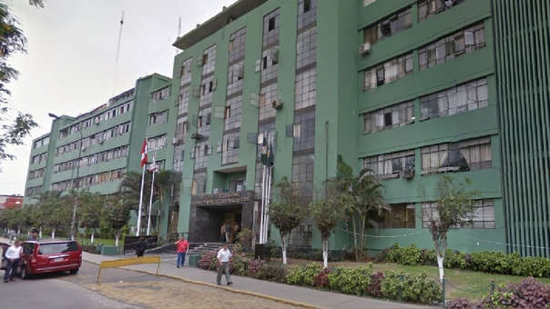 Dirección de Criminalística PNP