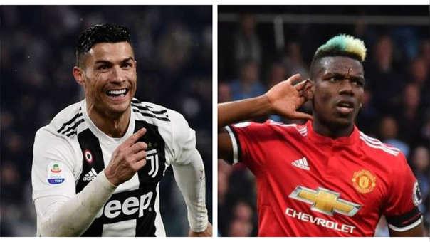 Cristiano Ronaldo pidió la llegada de Paul Pogba a la Juventus