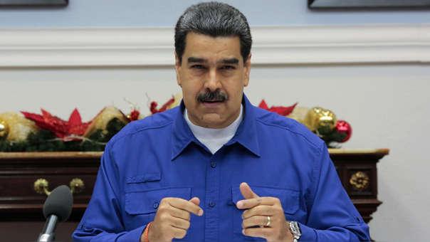 VENEZUELA-CRISIS-POLITICS-MADURO