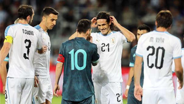 Se peleó con Messi, pero evitó la polémica: