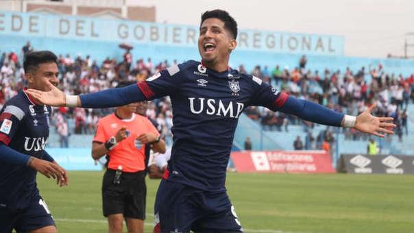 San Martín  se salvó del descenso a falta de una fecha para el final del Clausura