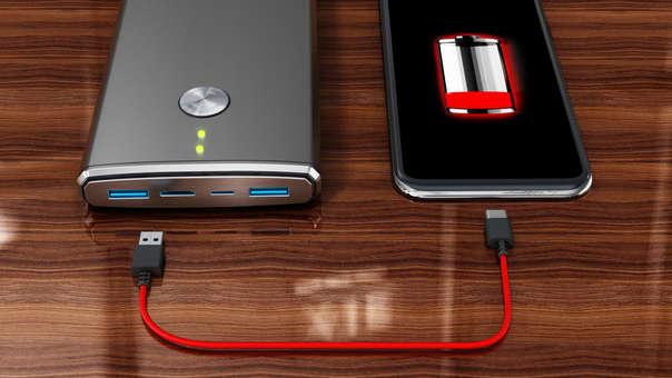 Las baterías portátiles se han vuelto necesarias en nuestra rutina
