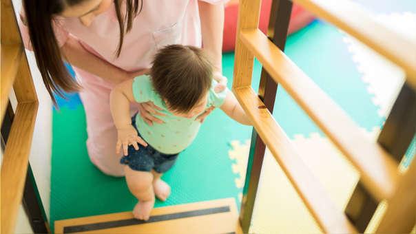 Conoce cómo estimular el desarrollo motriz de tus hijos