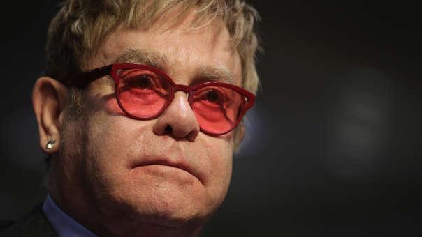 La dura confesión de Elton John: Le aterrorizaba morir sin ver crecer a sus hijos