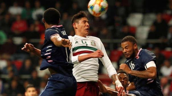 Resultado de imagen para fotos mexico 2-1 Bermudas, liga de naciones