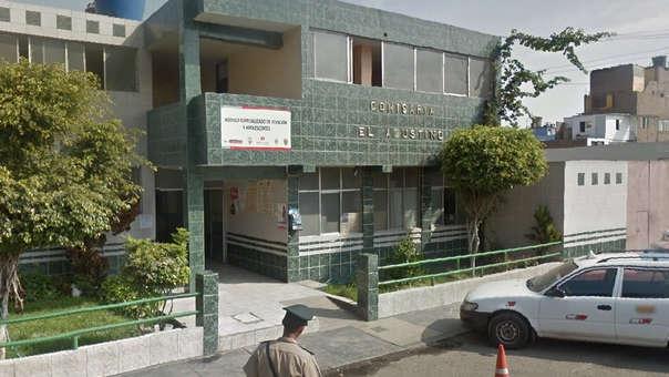 Comisaría de El Agustino