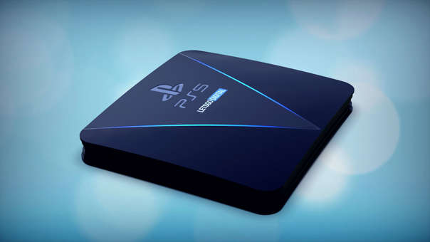 PS5 Modelo provisional