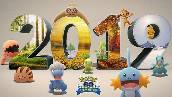 Día de la Comunidad Pokémon GO