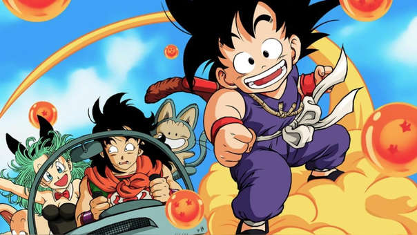 Dragon Ball 35 años