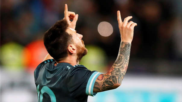 Los tres récords de Pelé que Messi está a punto de batir