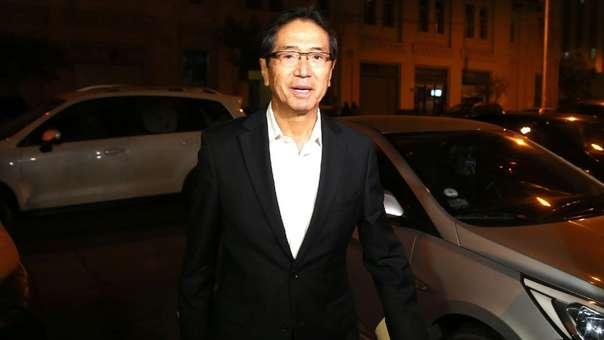 Jaime Yoshiyama fue jefe campaña de Fuerza 2011, hoy Fuerza Popular.