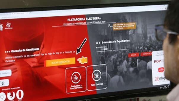 Plataforma Electoral