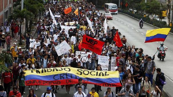 COLOMBIA PROTESTA
