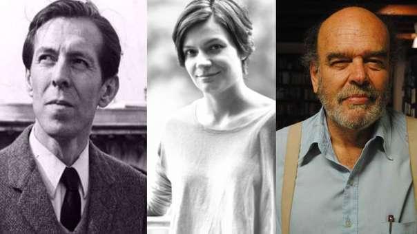 Homenaje a Julio Ramón Ribeyro, Melba Escobar y Luis Jochamowitz en la feria Ricardo Palma