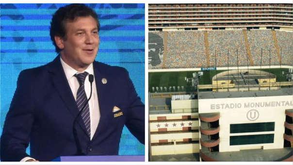 Presidente de la Conmebol sobre la final de la Copa Libertadores:
