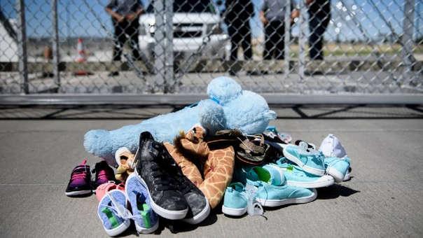 Manfred Nowak advirtió que Estados Unidos era uno de los países con mayor número de niños en detención por cuestiones migratorias.