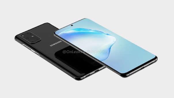 Este es el nuevo diseño filtrado del Galaxy S11