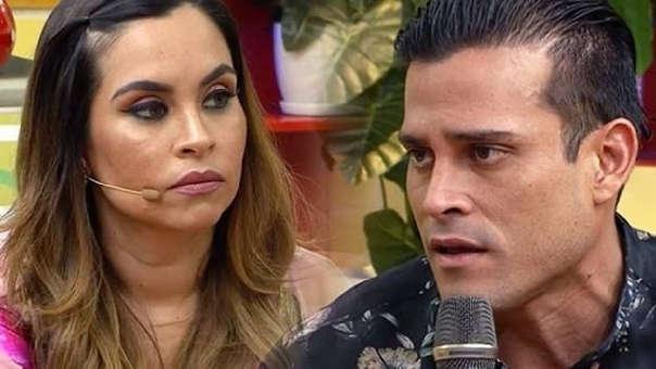 Christian Domínguez explicó porqué 'plantó' a Ethel Pozo y no se presentó en