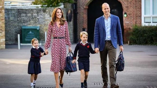 El Príncipe William Y Kate Middleton Confrontaron A Locutor De Radio Que Se Burló De Su Hija Rpp Noticias