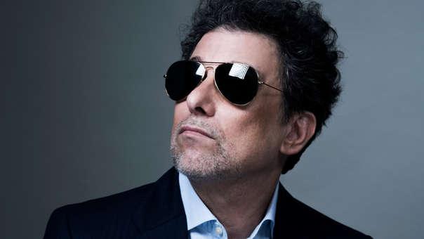 Andrés Calamaro alista concierto para Lima en el 2020.