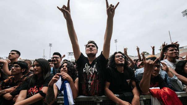 Viva x el Rock 2019