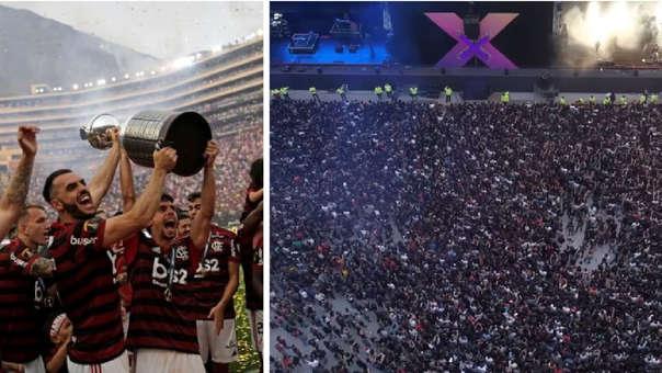 Copa Libertadores / Vivo x El Rock