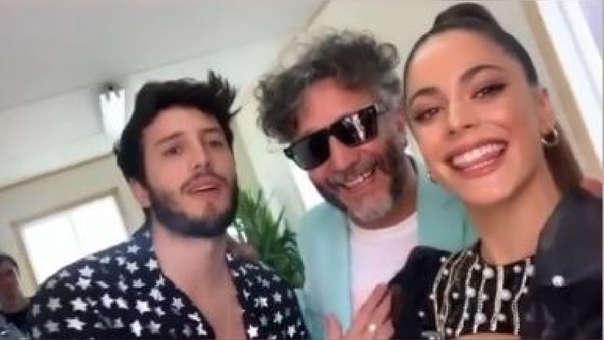Fito Páez, Sebastián Yatra, Tini Stoessel y Annita
