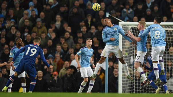 ¡Gran triunfo! Manchester City venció 2-1 a Chelsea en el Etihad Stadium por la Premier League
