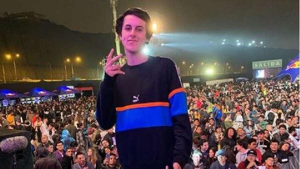 El rapero peruano Jaze representará al Perú en la Batalla de Gallos 2019