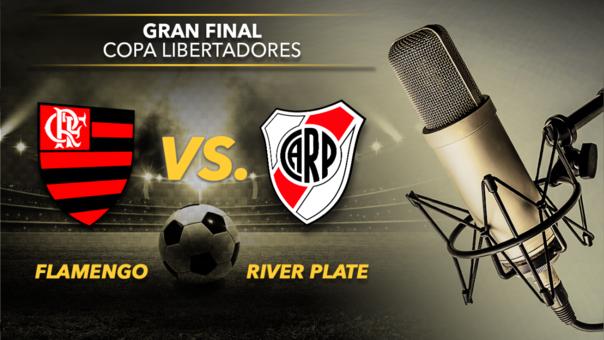 River Plate vs. Flamengo por la Copa Libertadores