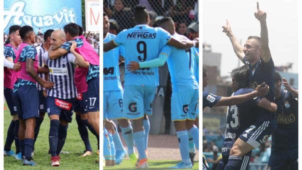 ¿A qué torneos internacionales accedieron los equipos del campeonato peruano?
