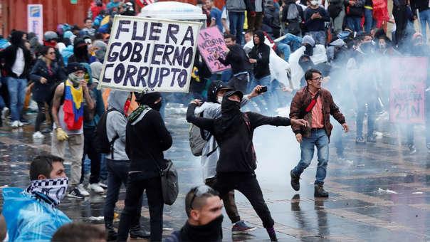 Colombia | Iván Duque | ¿Por qué protestan?: Tres claves para ...