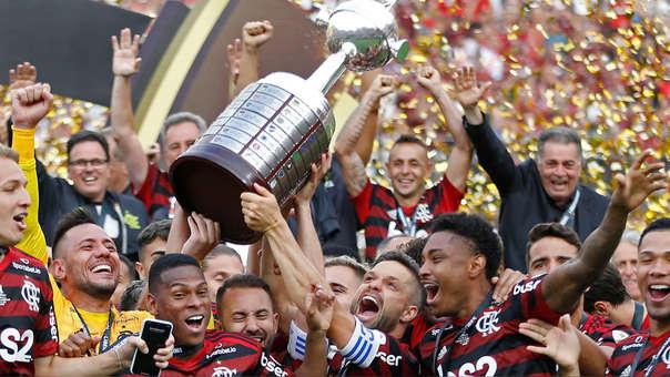 Flamengo se coronó campeón del Brasileirao luego de la ganar la Copa Libertadores