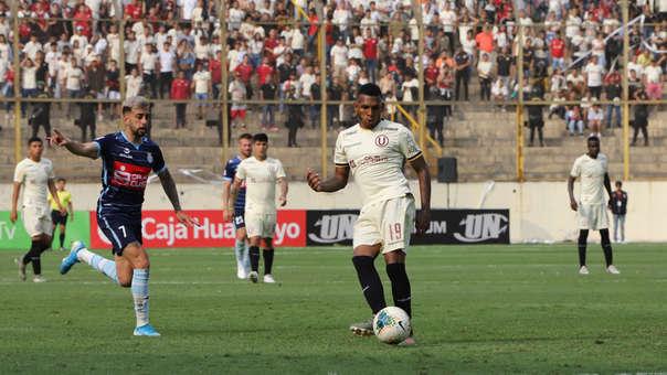 Universitario vs. Real Garcilaso