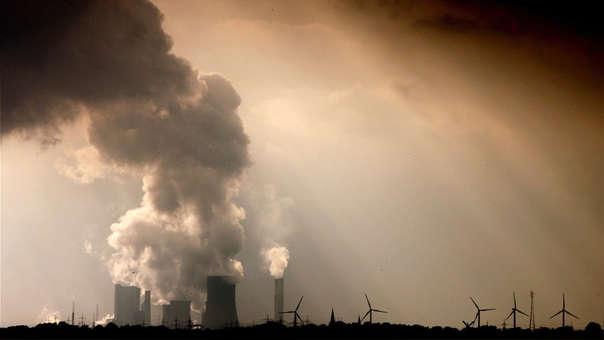 La concentración media mundial de CO2 alcanzó en el 2018 un 0,56 % más que en 2017.