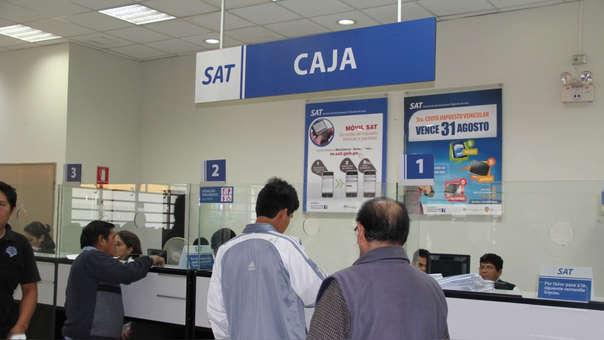 Para mayor información comunicarse al Aló SAT: 315-2400, WhatSAT: 999431111, correo institucional: asuservicio@sat.gob.pe o en la página web www.sat.gob.pe.