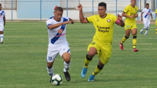 Coopsol vs. Alianza Atlético